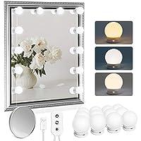 Elfeland Hollywood Style LED Vanity Mirror Lights Kit