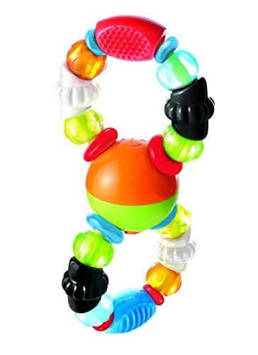 BKIDS FRANCE Hochet Clic Clac Multicolore