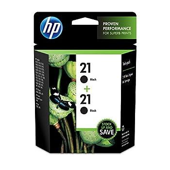 hp printer ink 21