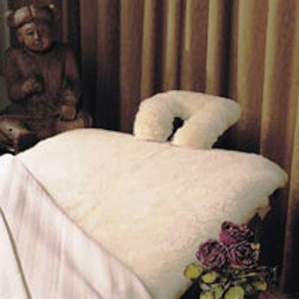 SnugSoft Imperial Wool Massage Table Cover - 1.25