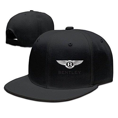 Runy Custom Motor de Bentley Logo Sombrero y Gorra de béisbol Ajustable