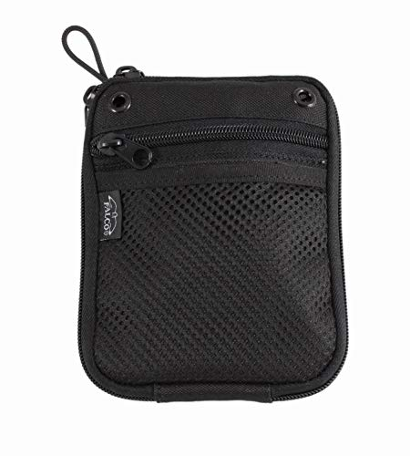 Falco Waist Pouch for Concealed Gun Carry Model 526/1 Black