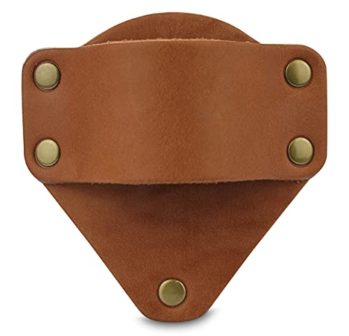 American Bench Craft Leather Tool Loop Holster for Hammers,...