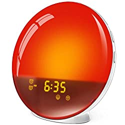 10 Best Gentle Wake-up Light Therapy Alarm Clocks 2019 - NewTrend