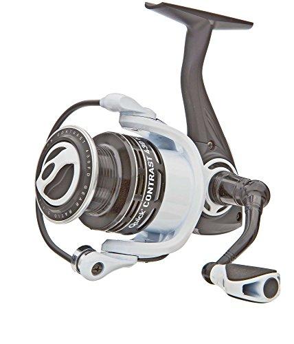 DAM Quick Contrast FD–Carrete de pesca con freno frontal, nuevo 2016, incluye hilo Shimano Ultegra)