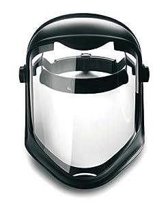 Viwanda Gesichtsschutz mit aluminiumverst/ärkten Visier EN 166