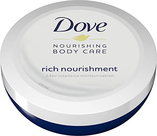 Dove Intensiv Creme, 3er Pack (3 x 150 ml)