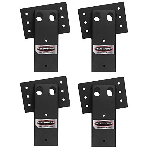 4x4 Elevator Brackets for Deer Blinds, Playhouses,...