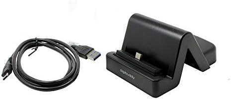 Dockingstation voor Cubot X19 S gegevensoverdracht tot 5 GBits USB C 31 2500mA 5V