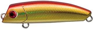 タックルハウス(TackleHouse) ミノー ショアーズ オルガリップレス 43mm 2.3g HGゴールドレッド #7 SOL43 ルアー