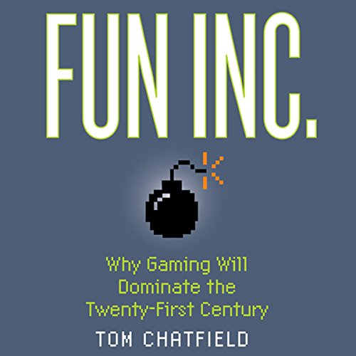 Fun Inc. audiobook cover art