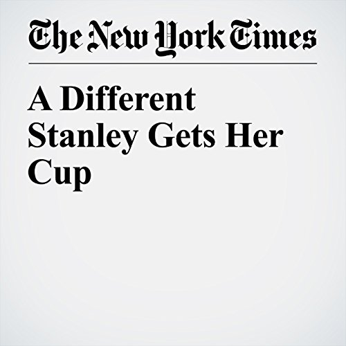 A Different Stanley Gets Her Cup audiobook cover art