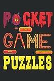 rompecabezas de juegos de bolsillo para inteligentes: sudoku / buscador de minas / rompecabezas de barcos de guerra / lógica de tic tac toe / nurikabe ... Calcudoku, ahorcado, rompecabezas de palab