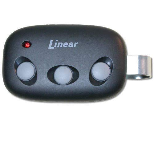 Best Deals! Linear MCT-3 MegaCode 3-Button Compact Visor Gate Garage Door Remote DNT00089