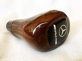 for Mercedes Amg W210 W202 W203 Wood Gear Shift KNOB