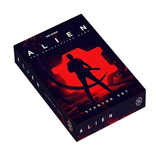 ALIEN: Das Rollenspiel - Starterset (deutsche Ausgabe)