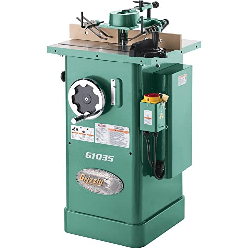 Grizzly Industrial G1035-1-1/2 HP Shaper