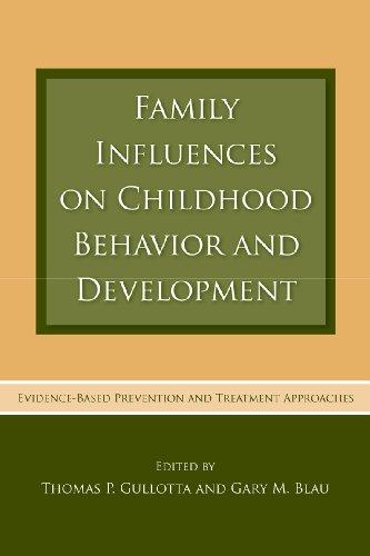 Family Influences on Childhood Beha…
