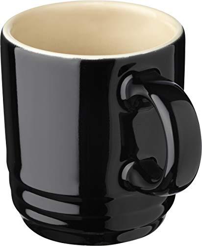 Le Creuset 80305071400099 Espresso Beker Ebben Zwart