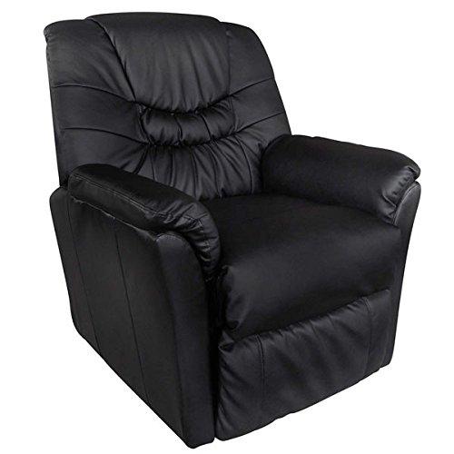 vidaXL Massagesessel mit Heizung Massage Relaxsessel Fernsehsessel TV Sessel