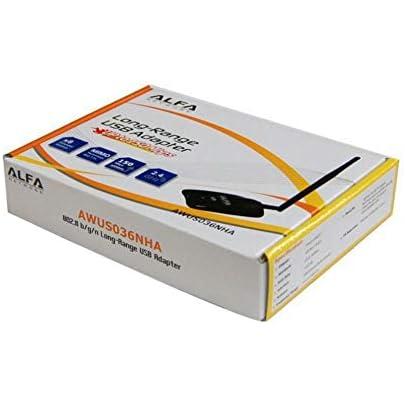 AWUS036NHA Alfa Network Atheros AR9271: Amazon.es: Electrónica
