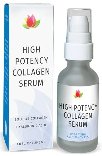 REVIVA LABS - High Potency Collagen Serum (1.oz)
