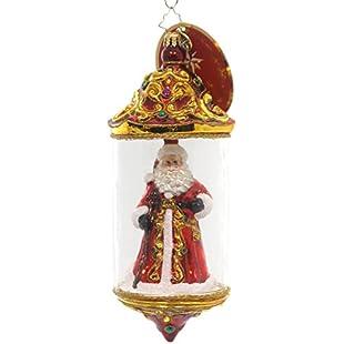 Christopher Radko Victorian Vessel Christmas Ornament:Anders-als-andere