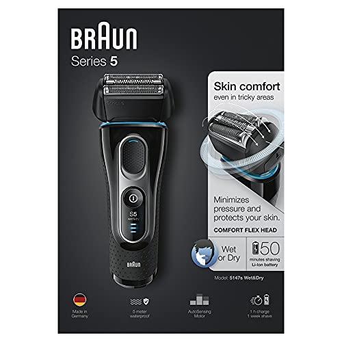 Braun Series 5 5147s Elektrischer Rasierer