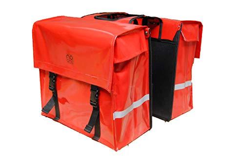 No-one volwassenen dubbele tas, meerkleurig, één maat, 62210