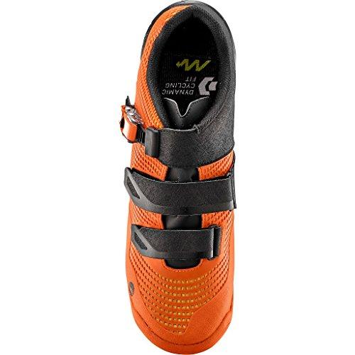 Giant Zapatillas Flow Mountain Bike MTB Shoes Orange Naranjas EU Naranja Size: 42 EU