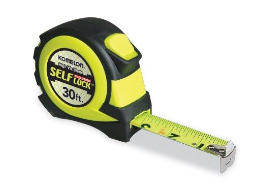 "Komelon EV2830; 30' x 1"" Self-Lock Evolution Tape Measure"