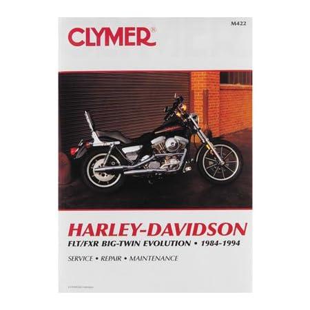 Clymer Repair Manuals for Harley-Davidson Road King Classic FLHRC ...
