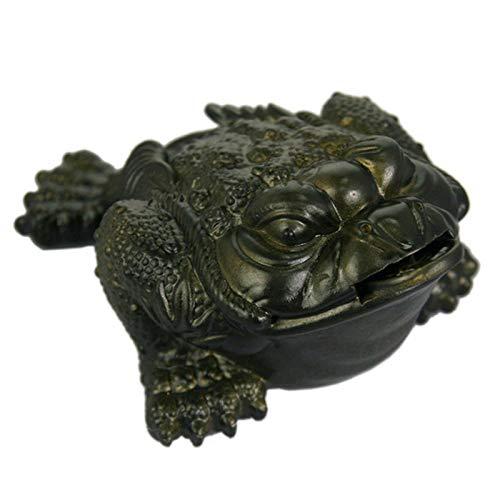 Golde Sapo Dorado de Tres Patas, Bandeja de té, Juego de té, decoración del Juego de Ceremonia del té