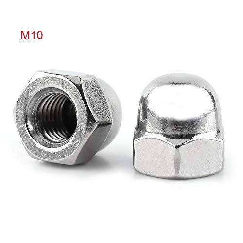 M3 Xinrub M8 E Ring Stainless Steel SS304 E Clip Retaining Rings Fastener Set of 100pcs