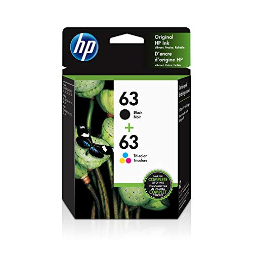 Our #3 Pick is the HP 63 Ink Cartridges