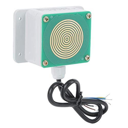 Huakii 【Cadeau d'Avril】 Safe Rain Snow Sensor, Detección automática de función de calefacción Densor Monitoreo Detección de Lluvia y Nieve, Equipo con Invernadero de calefacción para el Medio