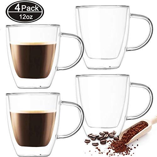 glass coffee mugs - 9