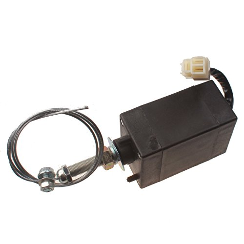 Friday Part Diesel Engine Flame Out Device Engine Stop Solenoid XHQ-PT 12V XHQPT12