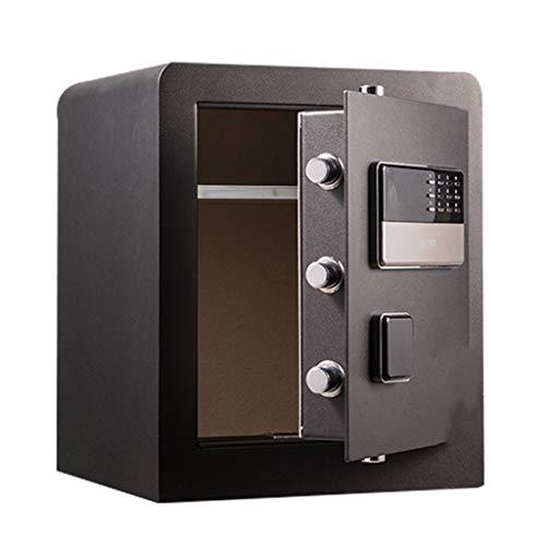 Digitale veilig thuis brandveilig kantoor kleine veilige veiligheid pistool sieraden cash safe, 6MM kastdeur