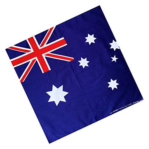 Vlag van Australië Bandana, Zakdoek