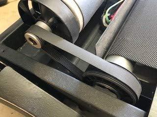 Treadmill Belts Worldwide Charlotte Mall Polyrib Motor Belt Regular store Fan Drive