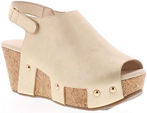 Volatile Women's Carrotcake Slide Sandal