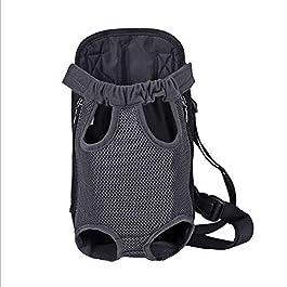 KAILLEET Pet Supplies Pet Bag Breathable Travel Shoulder Chest Bag