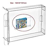 Custodia per GB / GBA / GBC gioco cartuccia Box Materiale: Plastica Buon strumento di visualizzazione per i giochi GB / GBA / GBC Dimension: 5.03*0.98* 5 inch Prodotto di terze parti, non originale