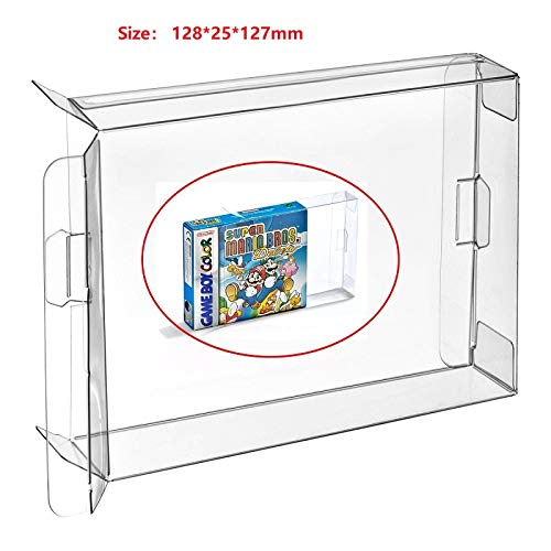 Ruitroliker 10pcs CIB caja de juegos de manga de Cartucho para Game Boy Color Advance GBA GBC Cartridge