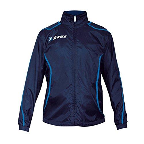 Zeus - Coupe Vent Fauno - Couleur : Bleu Royal - Taille : XL