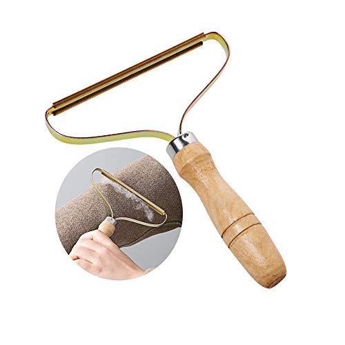 Portable Lint Remover, Kleidung Fusselentferner, Fuzz Shaver Kaschmirkamm,Tragbarer Fusselentferner für Wolle Kaschmir Und Weitere Stoffe