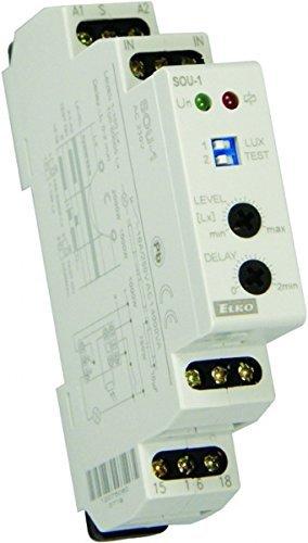 RO/SE SOU-1/UNI schemerschakelaar + sensor/12-240V AC/DC