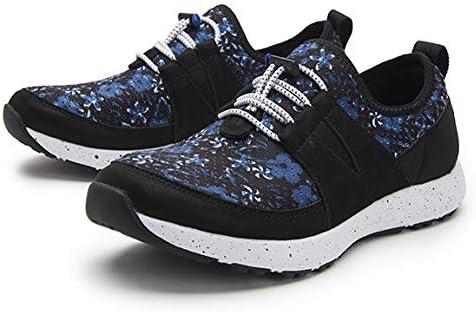 Alegria TRAQ Cynch Womens Rapid rise Walking Shoe Factory outlet Smart