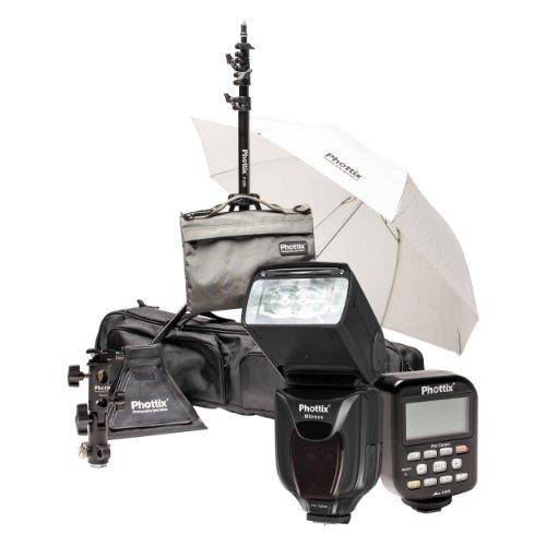 Phottix PH80377 Scott Kelby Mitros+ Odin Satz Blitzauslöser für Canon